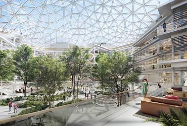 Oostingh bouwt mee aan spectaculair Project EDGE Amsterdam!